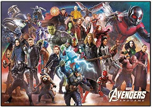 Erik Schreibtischunterlage/Schreibtischmatte Marvel Avengers Endgame TSEH373