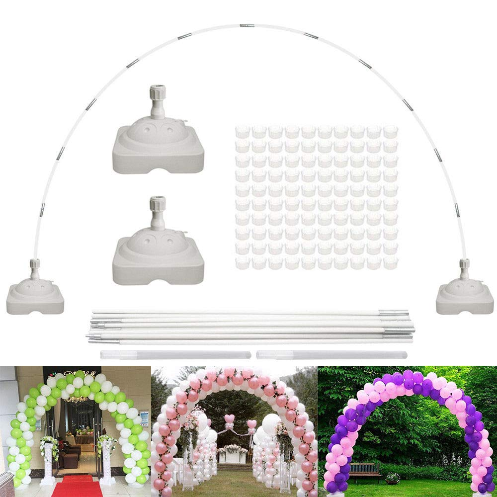Balloon Arch Column Base Stand Frame Kit for Decoration BS