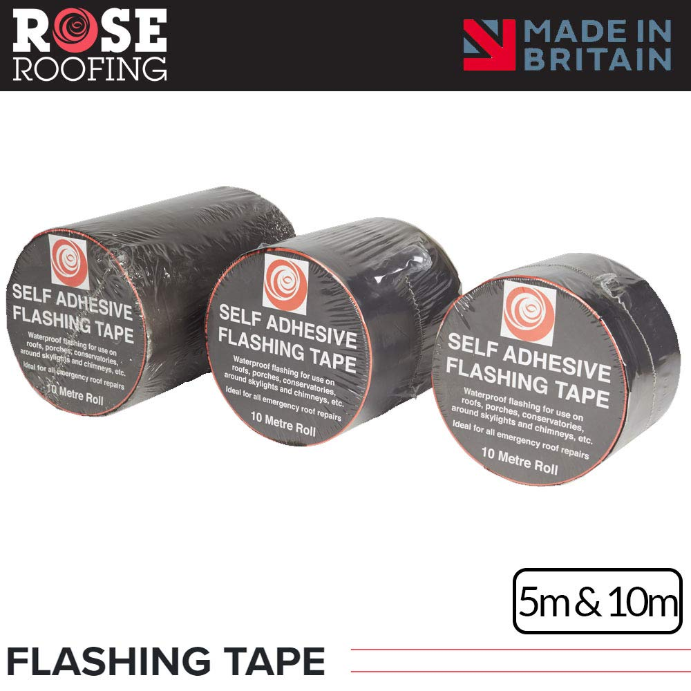 Rose Roofing Lead Free Flashing Replacement Tape 600mm x 10m