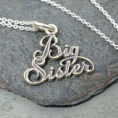 (Big Sister Necklace - 925 Sterling)