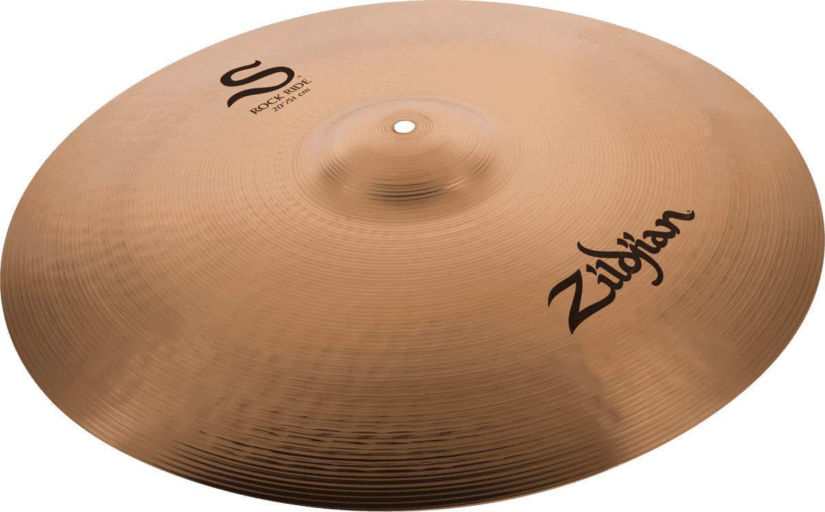 Zildjian 20'' S Rock Ride Cymbal by Avedis Zildjian Company