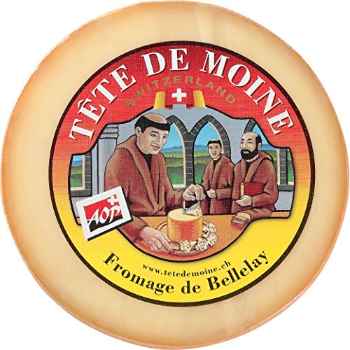 Cheese Girolle (Tete de Moine)