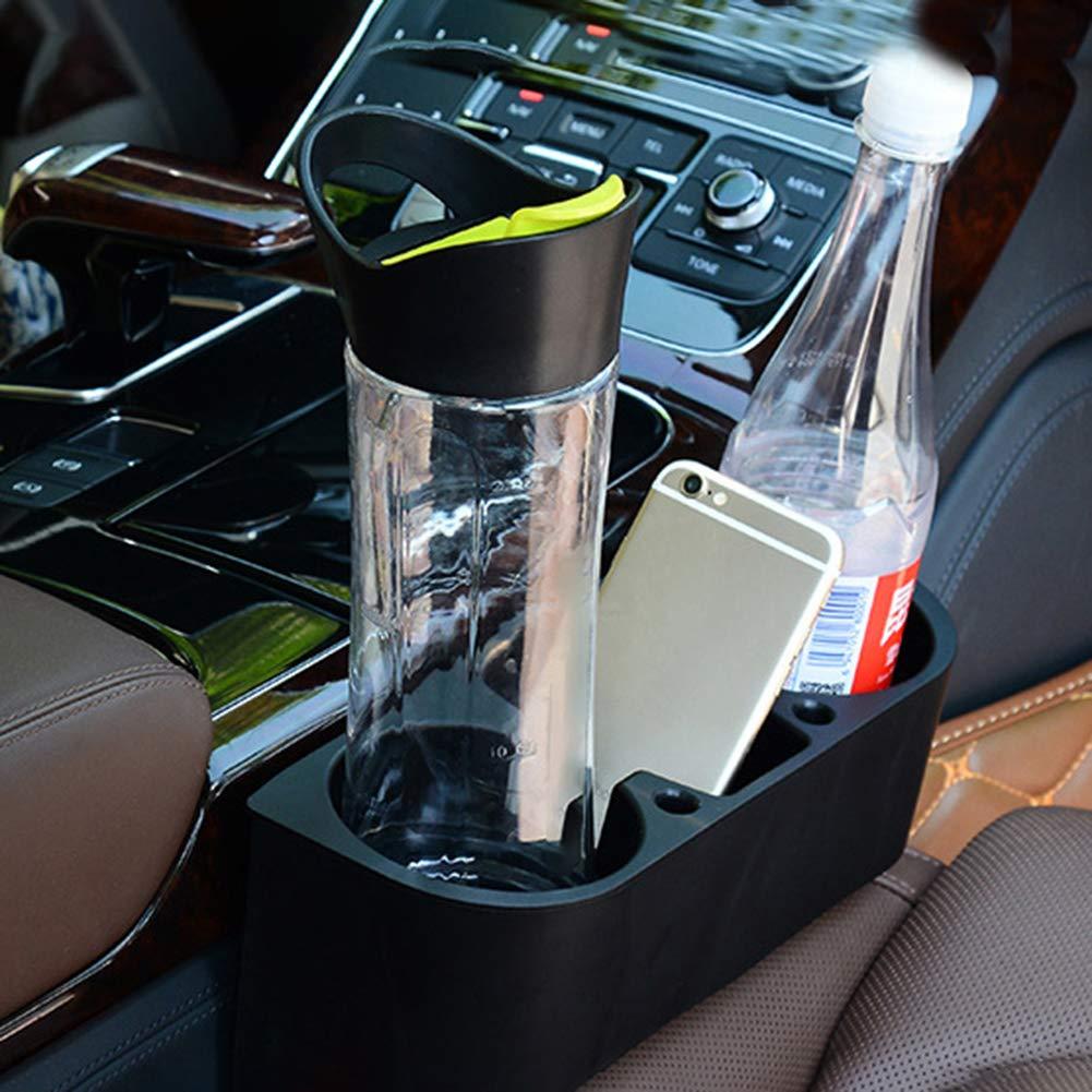 Porta Bevande per Telefono e Bottiglia CAheadY Universale per seggiolino Auto con Cuciture