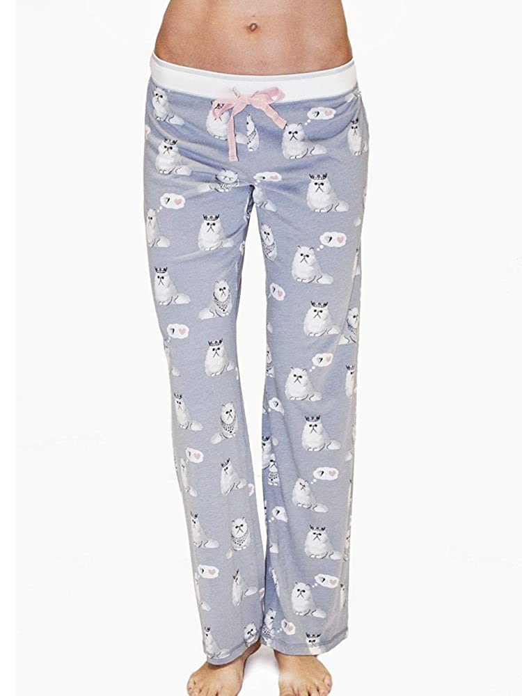 23b88b747970 Playful Prints Pyjama PJ Bottoms  Amazon.co.uk  Clothing