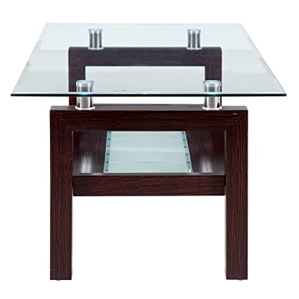 Royal Oak Barcelona Coffee Table (Walnut)