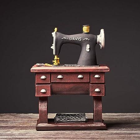 WZNING Personalidades escritorio de estilo retro creativa Máquina ...
