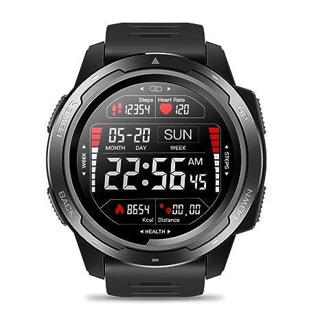 Amazon.com: Zeblaze Vibe 5 - Reloj inteligente deportivo ...