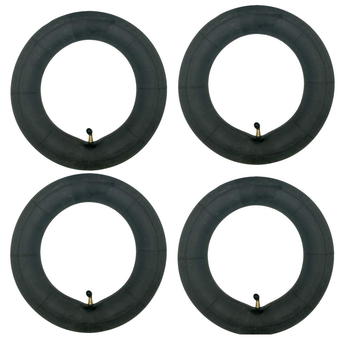 YYINGG Inner Tube Better Resistant to aging High temperature resistance Innertube With Bent Valve for 10 Tire 10x1.95 10x2.125 10x2.2 10x2.25 Inner Tube 1 Pack