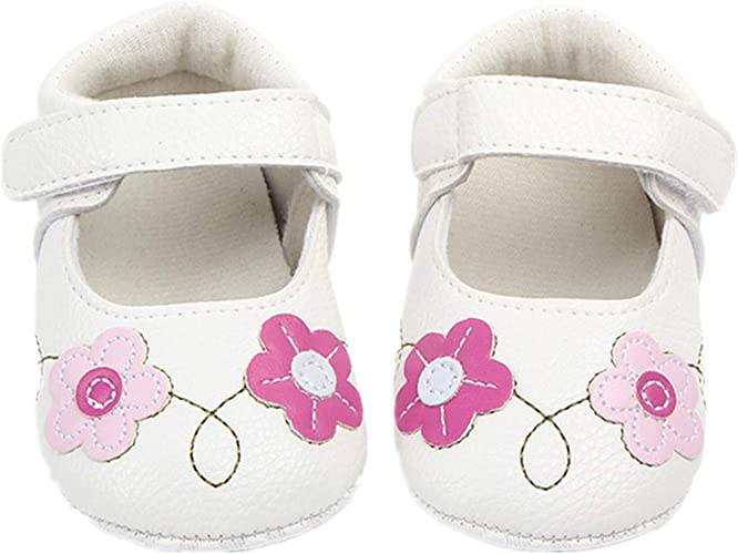 Cute Flower Baby Girl Shoes, Infant