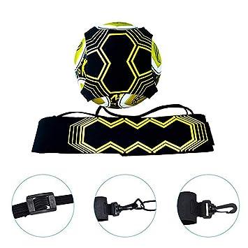 NEW Fußball Kick Trainer Solo Football Soccer Kick-Off Training Taillengürtel DE