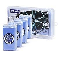 Ordenado Car Clay Bar 4 Packs of 100g Each, Clay Bar Auto Detailing Magic Clay Bar Premium Material for Car Wash Car…