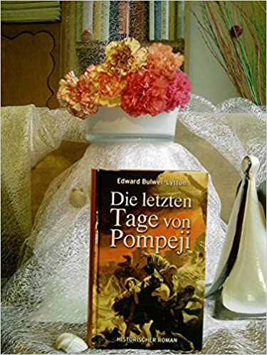 Book Die letzten Tage von Pompeji