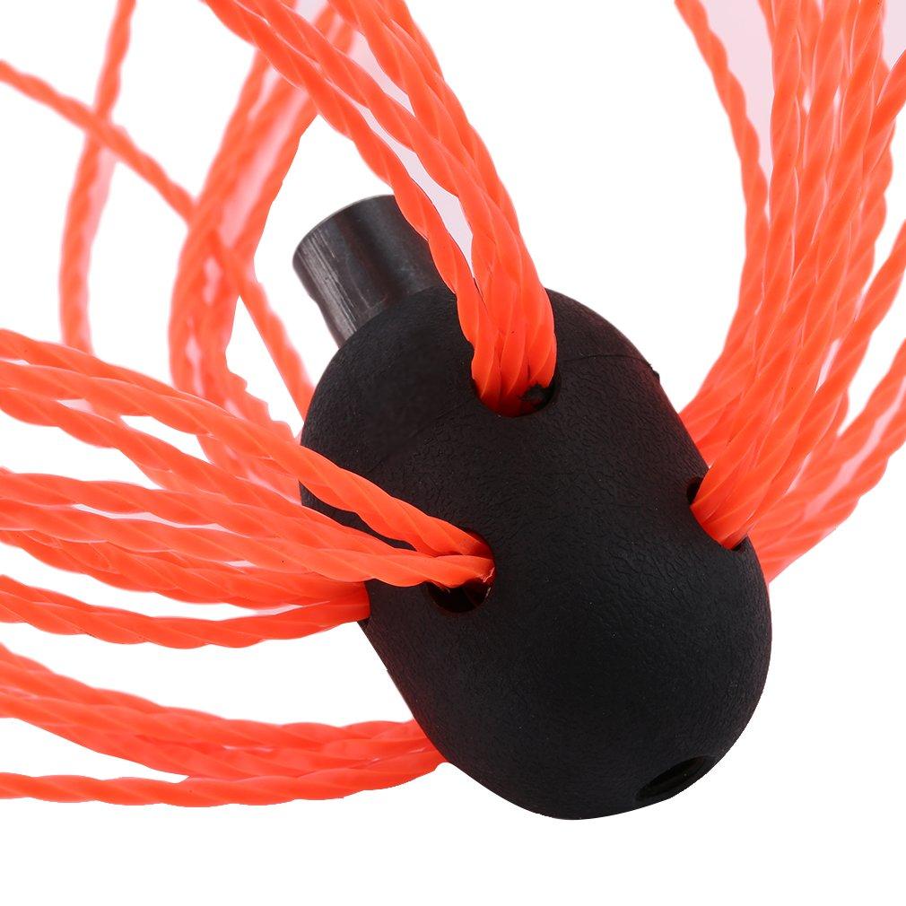 Dpower 12/m con accessori set per pulitura dei camini professionale Cyclone