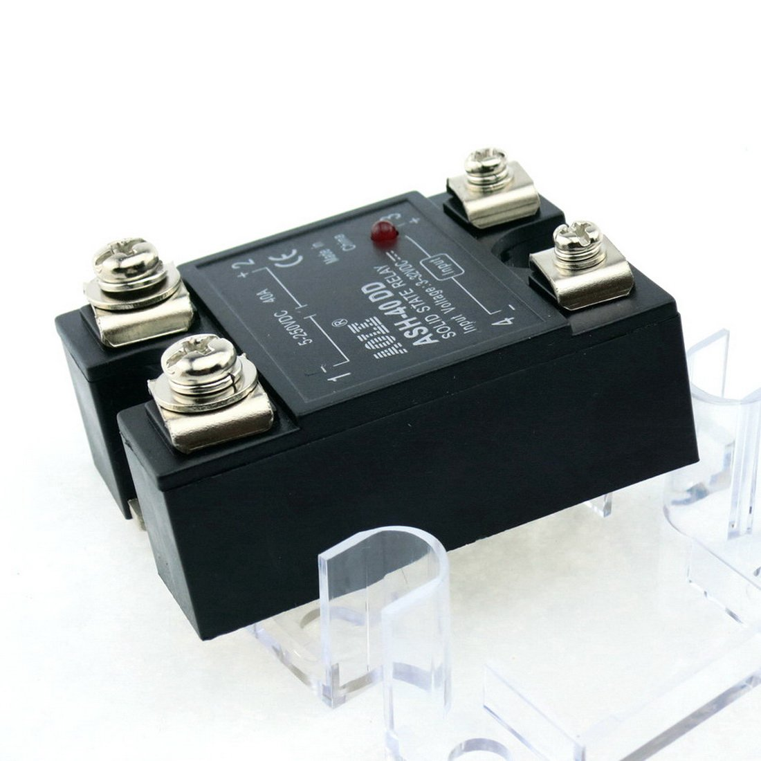 Werfamily Ssr Solid State Relay Dc 3 32v 5 250v Amazon Spdt 12v Industrial Scientific