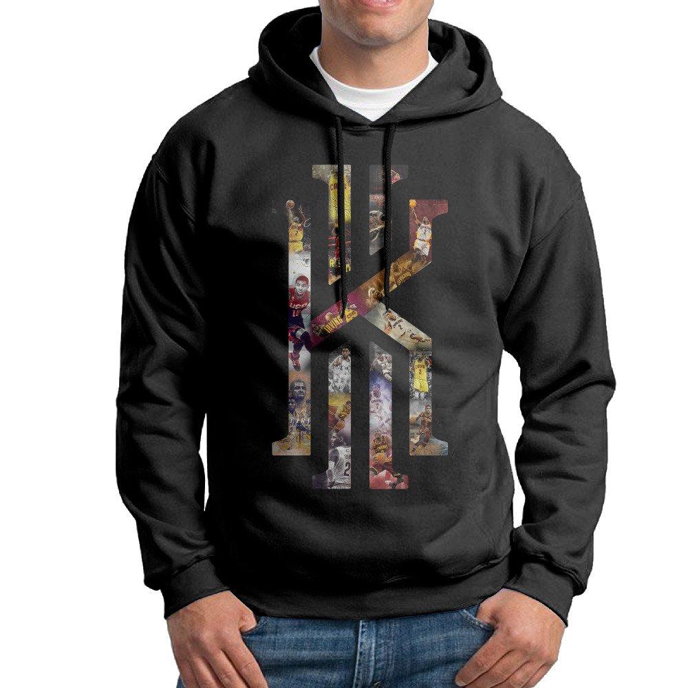 Labexor Mens 2# Basketball Player Sweater Black