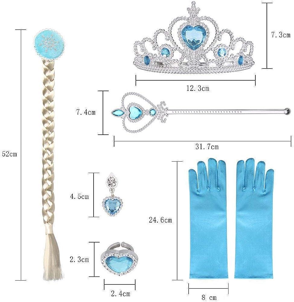 gaixample.org Accessories Multiple Color URAQT Ice Queen Princess ...