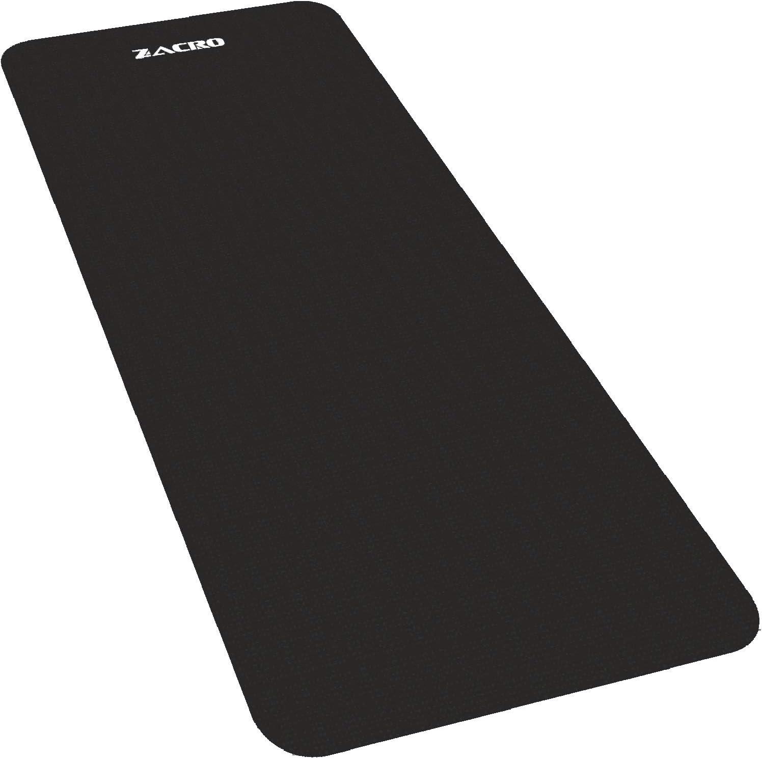 Zacro Protective exercise treadmill mat for carpet