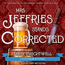 MRS. JEFFRIES STANDS CORRECTED: MRS. JEFFRIES SERIES, BOOK 9