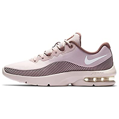 Nike Womens WMNS Air Max Advantage 2, Particle Rose/White, ...
