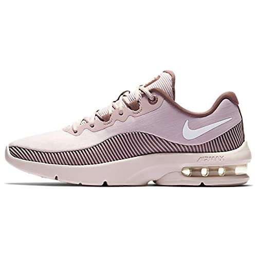 Amazon.com | NIKE Womens WMNS Air Max Advantage 2, Particle Rose/White | Running