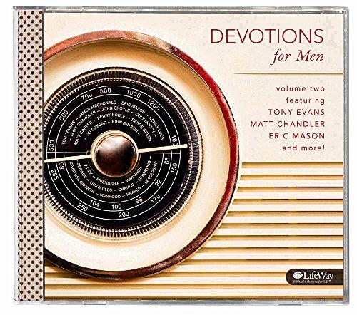 Devotions for Men Audio CD Volume 2