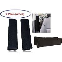 Set de 4 almohadillas protectoras para cinturón