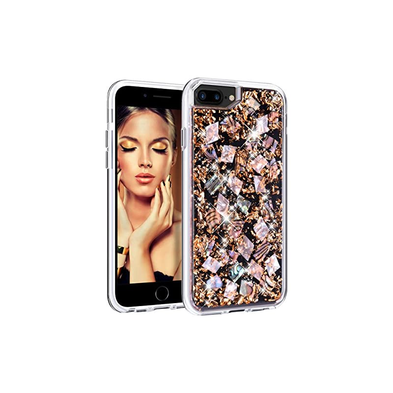 HoneyAKE iPhone 7 Plus Case/iPhone 8 Plu