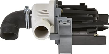 PS11754363 Siwdoy W10409079 Drain Pump and W10820039 Hub Kit Compatible with Whirlpool Washer Replaces WPW10409079 AP6021043
