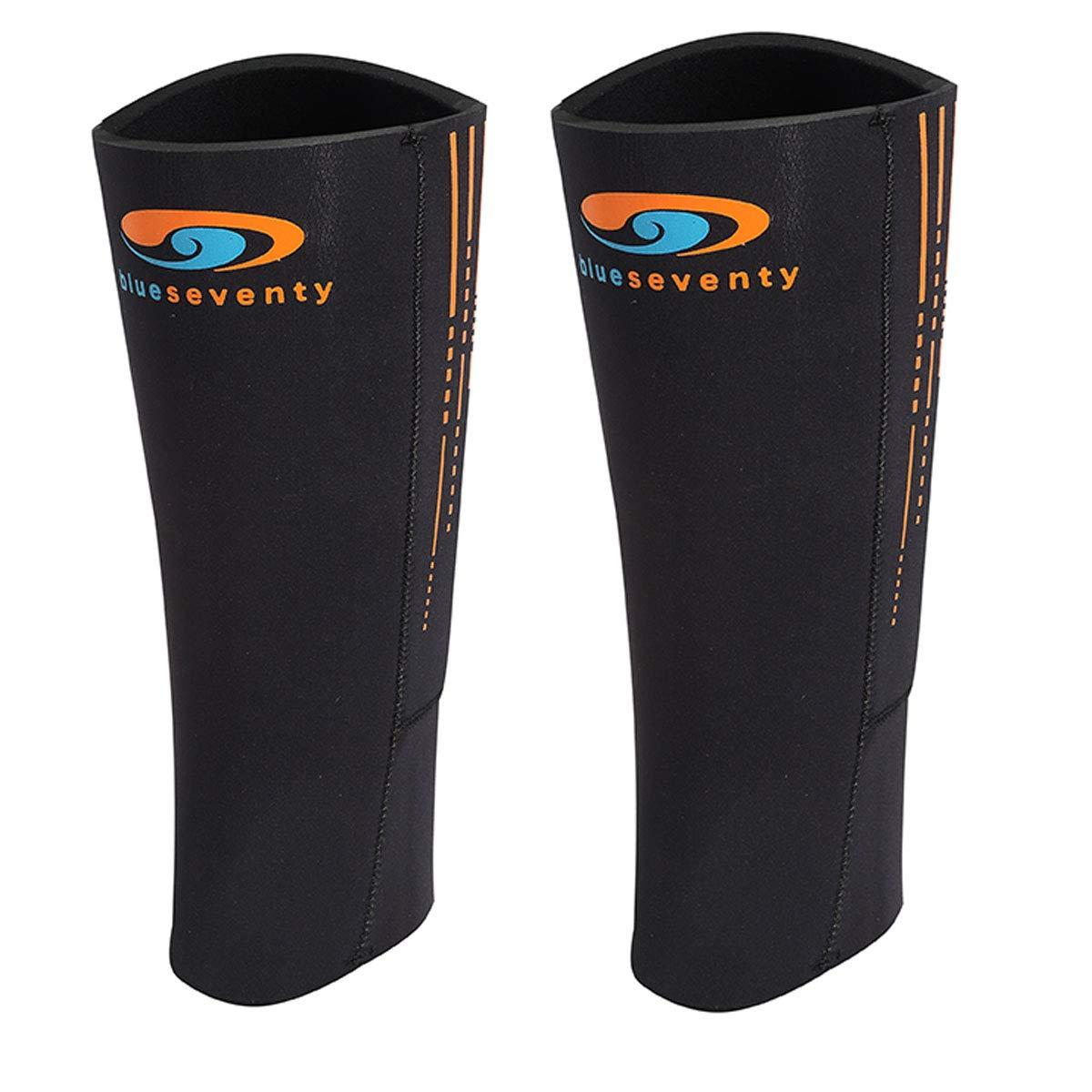 blueseventy SwimRun Calf Sleeves – gain Buoyancy for Your Legs During The Swim portions of Your SwimRun Race