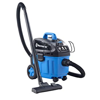 Vacmaster 4 Gallon 5 HP Wet Dry Vacuum Cleaner