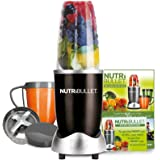 NutriBullet 600 Series Blender, 600 W, 8-Piece Set, Black