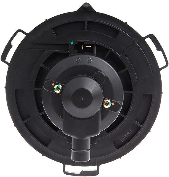 CCIYU HVAC Motor de Ventilador de calefacción con Jaula de Ventilador de Rueda BP4K-61-B10 Motor de Ventilador de ...