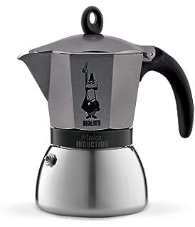 Bialetti Moka Induction Cafetera Italiana Espresso por Inducción ...