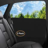 Starling's Car Door Protector – Pet Dog Car Door Cover Protector, Guard for Car Doors, 3 Extra Pockets, Anti Scratch…