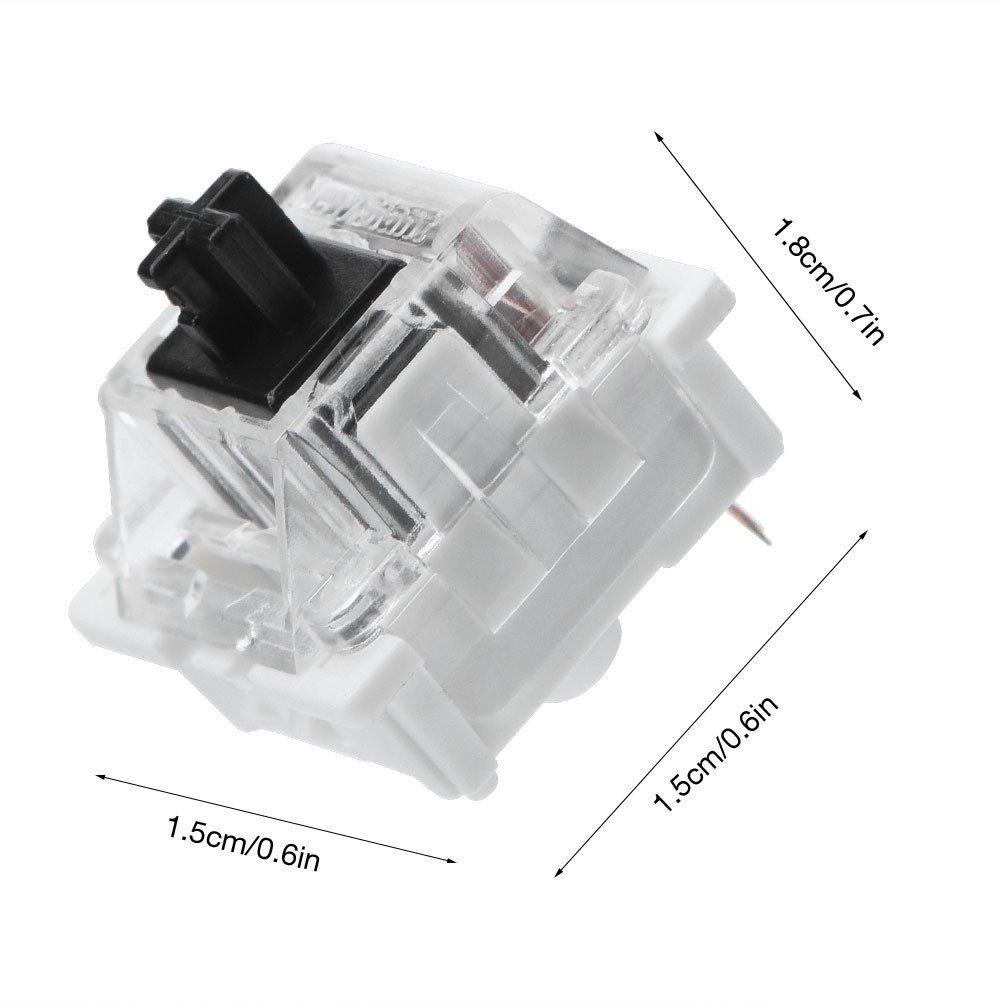 Bouton r/étroviseurs lat/éraux compatible avec 1T1959552 C19863 Aerzetix