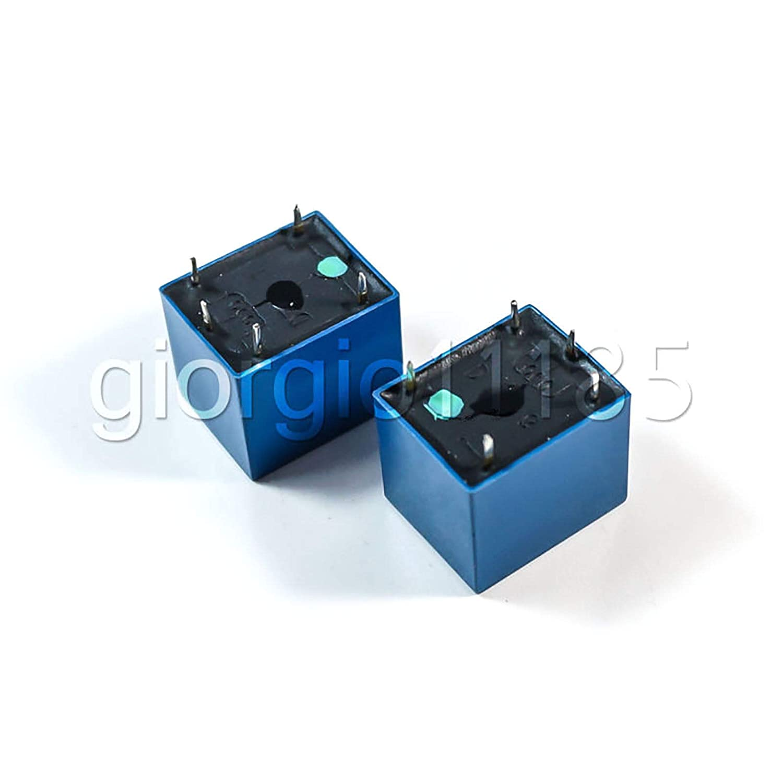 US Stock 10pcs Mini 5V DC SONGLE Power Relay SRD-5VDC-SL-C PCB Type