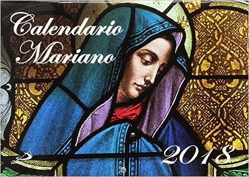 Calendario Mariano.Calendario Mariano 2018 9788428553452 Books Amazon Ca