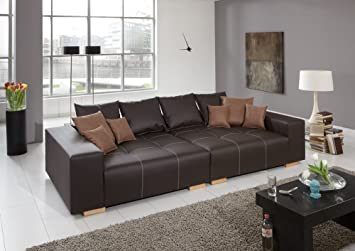 Stylische Sofas big sofa deluxe made in germany freie farbwahl aus unserem