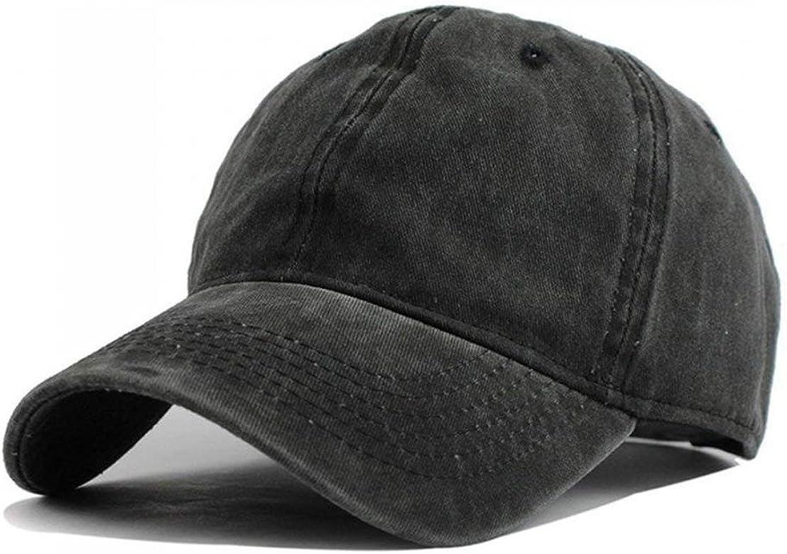 xinfub Gorra de béisbol Unisex Sombrero de Mezclilla teñido de Hilo España Bandera Ajustable Snapback Hunting Cap Net Red 6172: Amazon.es: Ropa y accesorios