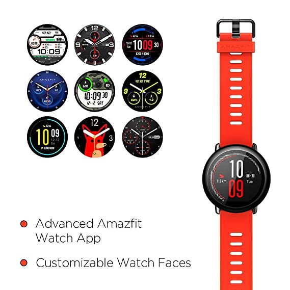 Xiaomi AMAZFIT Pace Smartwatch GPS Multideporte 1.34 Táctil ...