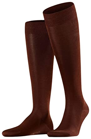 04712c363ef Falke Mens Tiago Knee High Socks - Acacia Brown at Amazon Men s ...
