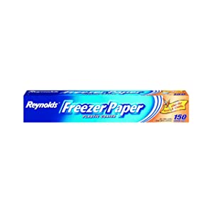 "Reynolds Wrap Freezer Paper 18"" Boxed"
