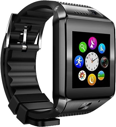 Amazon.com: SmartWatch,SCHITEC Bluetooth Smart Watch ...
