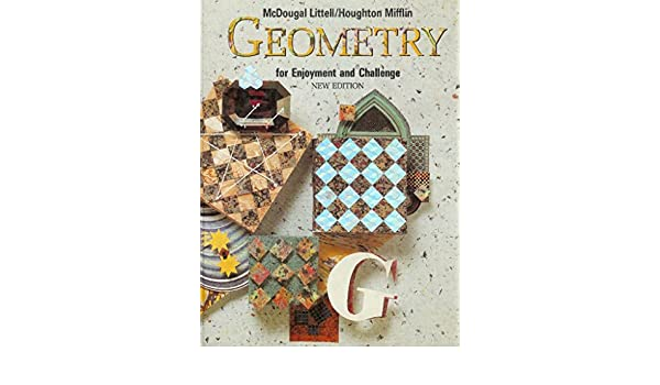 Amazon mcdougal littell geometry for enjoyment challenge tr amazon mcdougal littell geometry for enjoyment challenge tr book geometry 9780866099684 mcdougal littel books fandeluxe Image collections