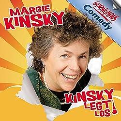 Kinsky legt los