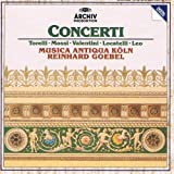 Italian Baroque Concerti For Strings (Torelli, Mossi, Valentini, Leo, Locatelli)