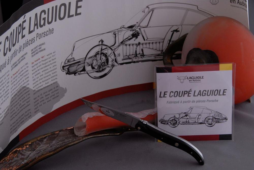 Laguiole en Aubrac, edición especial, Porsche, Búfalo ...