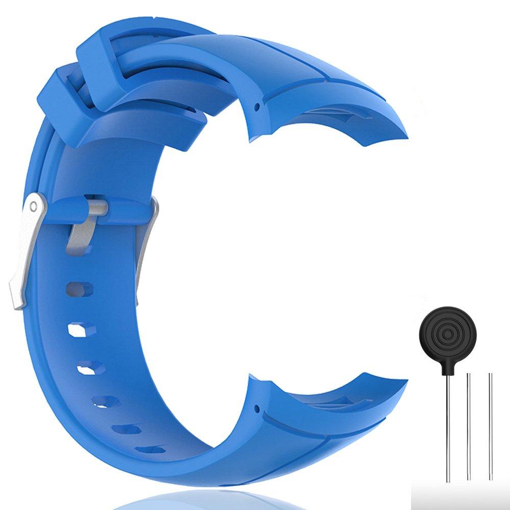 cyeeson Suunto Spartan Ultra reloj de repuesto reloj banda suave ...