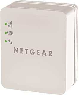Netgear WN1000RP-100FRS WiFi Internet Long Range Extender Signal Booster Amplifier for Modem Router Cellphones