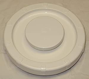 Lid with Filler Cap and Washer for Viking Blender